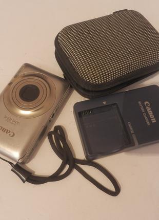 Фотоаппарат Фотоаппарат Canon ixus 120 is №7007