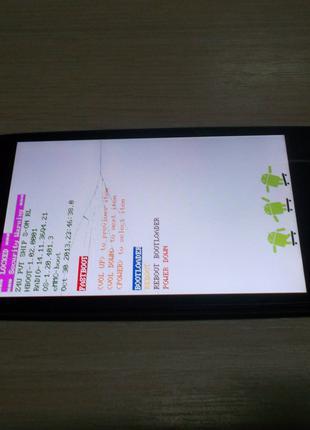 HTC Desire 500 #1232 на запчасти