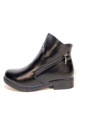 Ботинки-полусапожки, женские, зимние, теплые и удобные. размер...