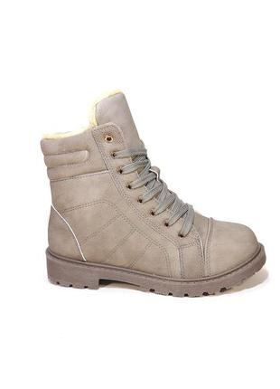 Ботинки, женские, зимние, на шнуровке и молнии. размер 35-40.