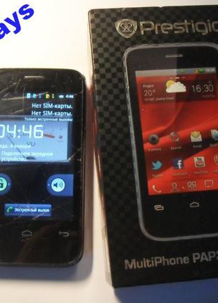 Prestigio MultiPhone 3500 Duo #385 на запчасти