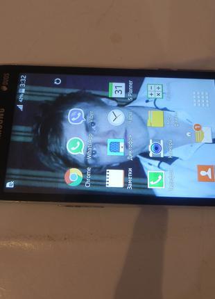 Samsung Galaxy Star Advance Duos G350 Black №5838 на запчасти