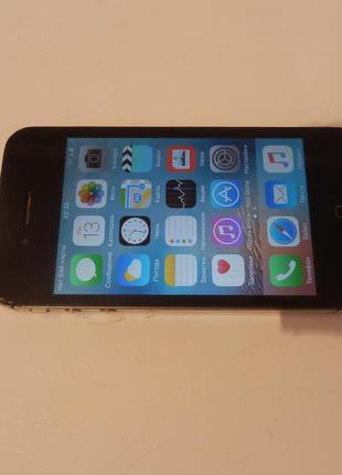 Apple iphone 4s 16gb №7389 на запчасти