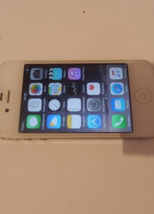Apple iphone 4S 32Gb №7360 на запчасти