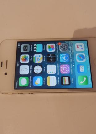 Apple iphone 4s 16gb №7383 на запчасти