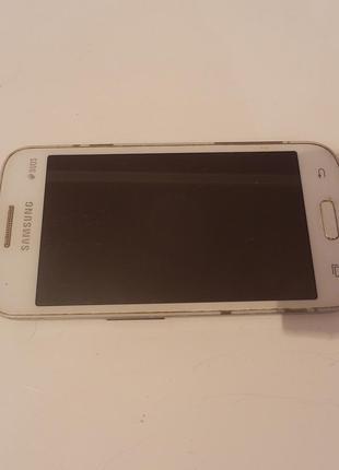 Samsung Galaxy Star Advance Duos G350 White №7423 на запчасти