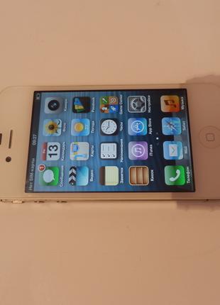 Apple iphone 4s 16gb №7376 на запчасти