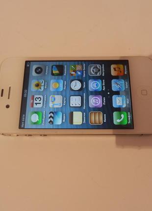 Apple iphone 4s 16gb №7377 на запчасти