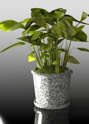 Растения для SolidWorks.