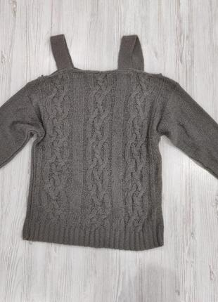 Ликвидация товара 🔥   нежный стильный вязаный свитерок от бохо