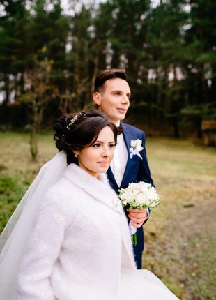 Весільна фотозйомка повного дня