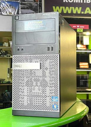 Компьютер Dell Optiplex   Core i3   8Gb RAM   SSD 240Gb   Wi-Fi