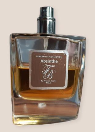 Парфюм franck boclet absinthe