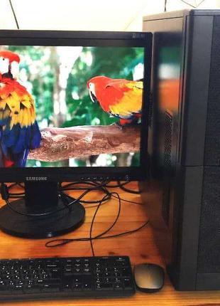 Компьютер: Intel i7/12gb ram/ssd240/GTX 560 + монитор