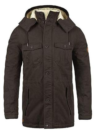Новая куртка парка blend. размер м