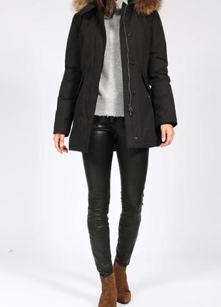 Новая зимняя женская куртка парка canadian classics. размер 52-54