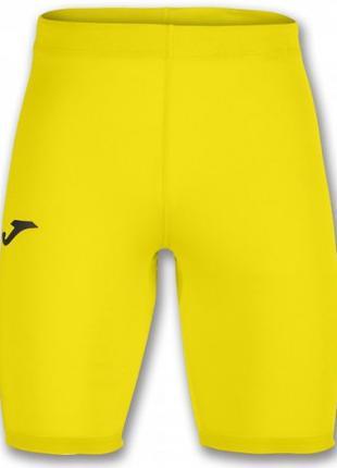 Шорти еластичні жовті BRAMA ACADEMY 101017.900 Joma BRAMA ACADEMY