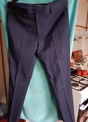 Мужские классические брюки river island