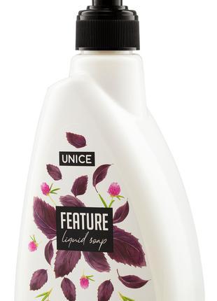 Жидкое мыло Unice Базилик, 400 мл. Турция