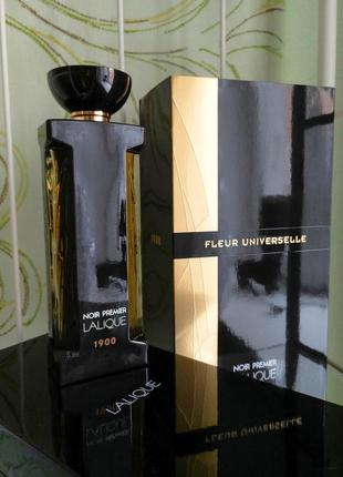Lalique Fleur Universelle 1900_Оригинал EDP_5 мл затест_Распив