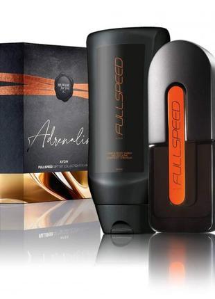 Подарочный набор Avon Full Speed 2 в 1 для него