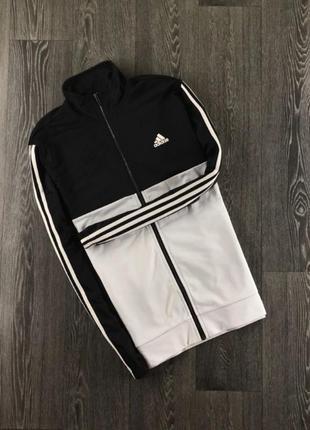 Спортивная кофта, олимпийка от adidas (3k178)
