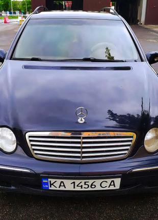 Аренда авто Под выкуп, МЕРСЕДЕС БЕНЦ, 2003г.в., С 240, Газ