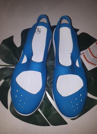 Сандали crocs swiftwater w9