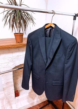 Мужской костюм , свадебный костюм , костюм тройка