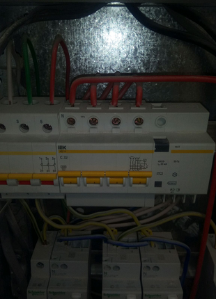 Услуги электрика электромонтажные работы