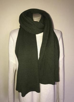 В наличии - объемный шарф *sisley*