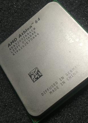 Процессор AMD Athlon 64 3200+ 2.0GHz, AM2 для настольных пк