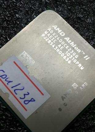 Процессор AMD Athlon II X2 240 (ADX2400CK23GQ)AMD AM3 AM2+ для пк