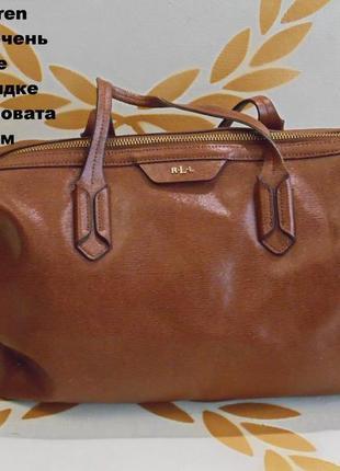 Ralph lauren сумка женская