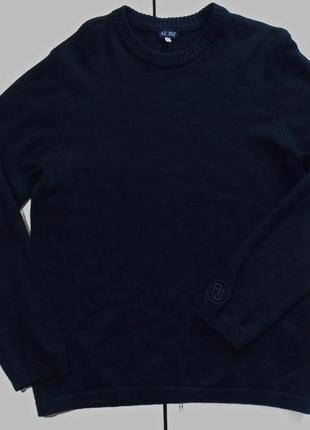 Armani jeans свитер размер l