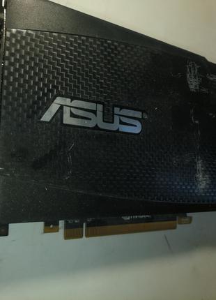 Видеокарта Asus PCI-Ex GeForce GTX 470 1280MB GDDR5 не рабочая