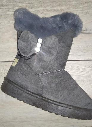 Угги угг зима зимние сапоги сапожки зимові чоботи уги