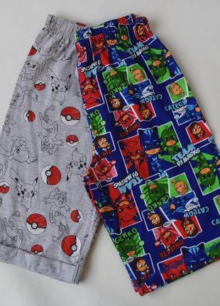 Пижама набор пижамные шорты 5-6 лет george