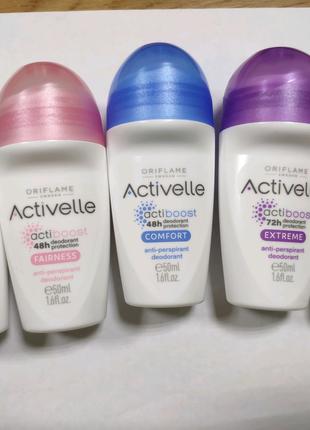 Шариковый дезодорант-антиперспирант с освежающим эффектом