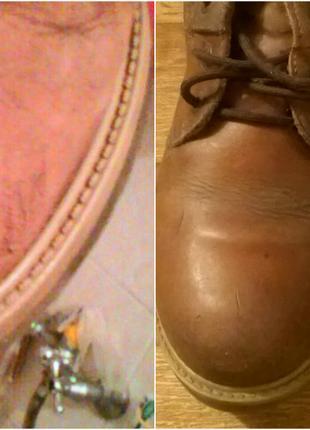 Реставрация верха обуви и кожаной галантереи