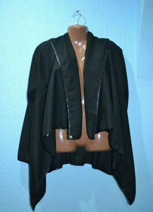 Кардиган,пальто,накидка 50/52 розмір