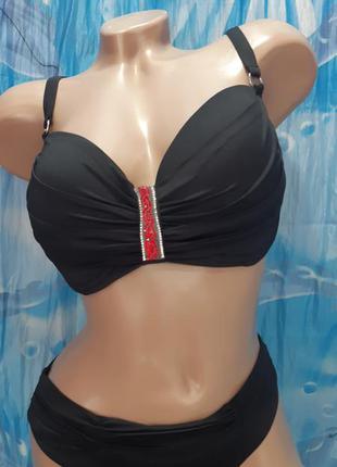 Шикарный купальник на большую грудь