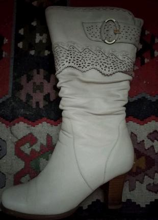 Женские зимние сапоги 37 размер