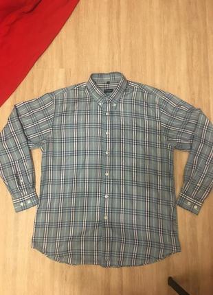 Рубашка мужская burberry