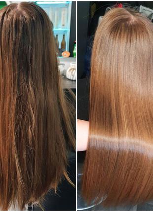 Ботокс,  кератин, востановление волос