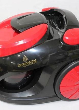 Контейнерный, Мощный Пылесос Vacuum Cleaner Crownberg CB 659 3...