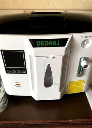 Новый Кислородный концентратор 7 литров DEDAKJ Запорожье