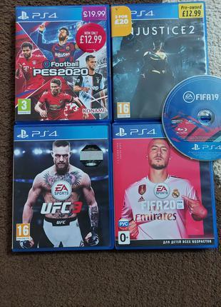Диск PS4 игра,игры