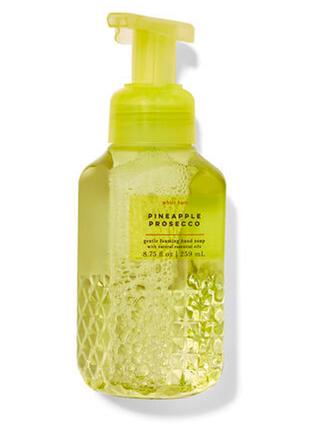 Мыло пенка для рук bath and body works  pineapple prosecco, 29...