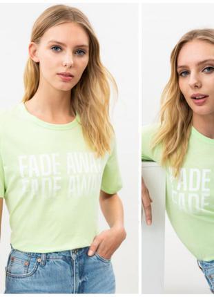 Футболки, хлопковая футболка, футболка с надписью, футболка с ...